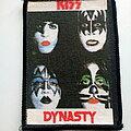 Kiss - Patch - Kiss  1980 Dynasty patch 134