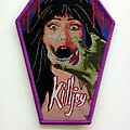 Killjoy - Patch -  Killjoy  compelled by fear coffin patch k148  ltd edition no 17 from 50