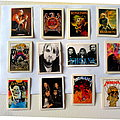 Slayer - Other Collectable - various small stickers
