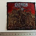 Kreator phantom antichrist 2011 patch used613
