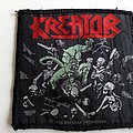 Kreator  official 1990 pleasure to kill  patch used665