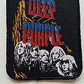 Deep Purple - Patch - Deep Purple  early 80's  Deep Purple In Rock patch d380