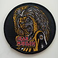Iron Maiden - Patch - Iron Maiden  2011 killers patch 67