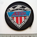 Anthrax  1988 shield  patch a25   new 7.5 cm