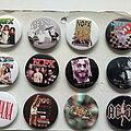 Nofx - Pin / Badge - various new buttons 4.4 cm  --  b82
