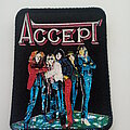 Accept - Patch - Accept old 80's patch a 351