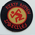 D.R.I. - Patch - D.R.I. 1989  dirty rotten imbeciles patch d154 ----9.5cm