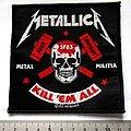 Metallica  kill 'em all 2017 patch 146