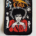 The Cure - Patch -  The Cure   80's patch c288