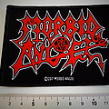 Morbid Angel - Patch -  Morbid Angel logo patch m334