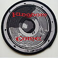 Kingdom Come - Patch - Kingdom Come 1989  In Your Face patch k75