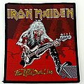 Iron Maiden - Patch - iron maiden fear of the dark live patch 199 new 2011