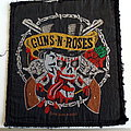 Guns N' Roses patch used538