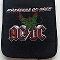 AC/DC - Patch - AC/DC   monsters of rock   patch  149