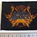 Amon Amarth - Patch - Amon Amarth  Viking official 2008 patch a92
