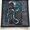 Dimmu Borgir - Patch - Dimmu Borgir official 2003 world misanthrophy patch d302