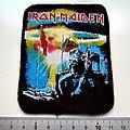 Iron Maiden - Patch - IRON MAIDEN  2 minutes to midnight  1984 patch 174   - 8x10 cm