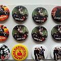 Linkin Park - Pin / Badge - various new buttons 3.1 cm   b53