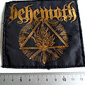 Behemoth - Patch - Behemoth patch used632