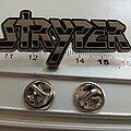 Stryper - Pin / Badge - Stryper  logo pin