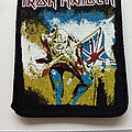 Iron Maiden - Patch - Iron Maiden   1983 patch The Trooper 145--- 8 x 10 cm