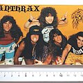 Anthrax - Other Collectable - Anthrax old photocard  10 x 15 cm