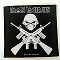 Iron Maiden - Patch - Iron Maiden 2011 A Matter Of Life And Death patch 228