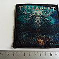Testament 2012 patch used666
