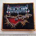Vulture - Patch - Vulture patch v115 with gold border