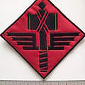 Manowar - Patch - Manowar patch m368-- 8x8cm