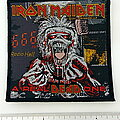 Iron Maiden - Patch - Iron Maiden 2011 a real dead one patch 288