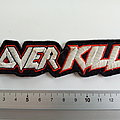 Overkill shaped patch used358