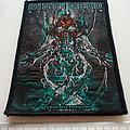Disturbed - Patch - Disturbed evolution patch d345