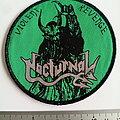 Nocturnal violent revenge patch v38  --10cm