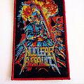 Nuclear Assault - Patch -  Nuclear Assault  patch n99 red border