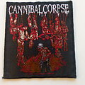 Cannibal Corpse - Patch - Cannibal Corpse Torture 2013 official  patch c36