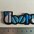 The Doors - Patch - The Doors shaped patch d227
