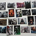 Rob Zombie - Other Collectable - Rob Zombie  set of 20 stickers/ photo cards  new 5.5 x7.5 cm  no1