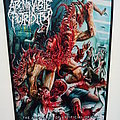 Abominable Putridity - Patch - Abominable Putridity  backpatch bp473  patch 30 x 35 x 25 cm