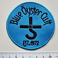 Blue Öyster Cult patch b250 7.5 cm
