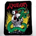 Venom - Patch - Venom  80's  patch v47 -8x10 new