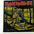Iron Maiden - Patch - iron maiden   official 2011 piece of mind patch  117