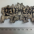 Belphegor shaped patch used438