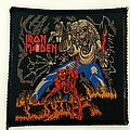 Iron Maiden - Patch - Iron maiden  1982 number of the beast    patch 65