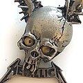 Metallica - Pin / Badge - Metallica official 1991 Damage Inc pendant  no 362