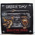 Green Day - Patch - Green Day revolution radio patch g107
