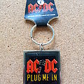 AC/DC - Other Collectable - Ac/Dc plug me in official keychain 2013