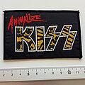 Kiss - Patch - Kiss  Animalize 1984 patch 86