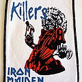 Iron Maiden - Patch - Iron Maiden  1981 Killers   patch  130--13 x 17 cm