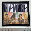 Undefined - Patch - Guns N' Roses old printed patch 35